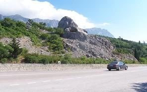 Крым становится рынком сбыта ворованных авто