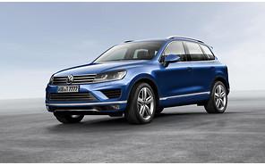 Новый Volkswagen Touareg доступен в Украине от 777 тыс. грн.