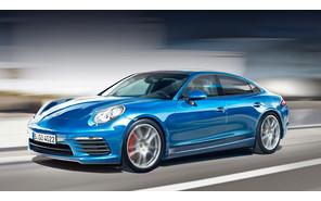 Pajun станет первым электромобилем Porsche