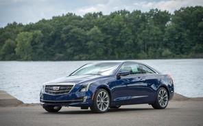 Cadillac представил купе ATS