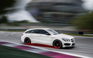 Mercedes готовит универсал на базе CLA
