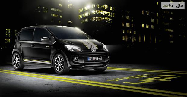 Volkswagen выкатил Street Up!