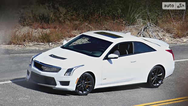 Cadillac ATS-V получит полный привод