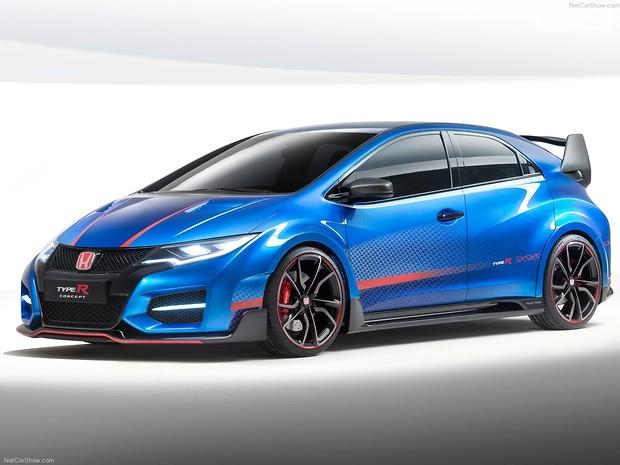 Серийный Honda Civic Type-R показался в рекламе