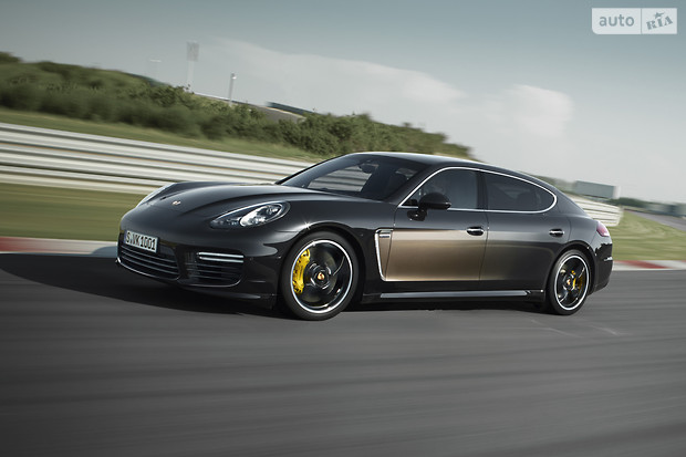 В Лос-Анджеле покажут эксклюзивную Porsche Panamera