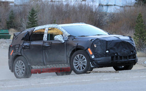 Cadillac XT5 идет на смену SRX