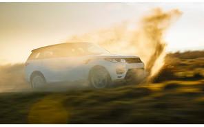 В Land Rover сделают свой электрический внедорожник