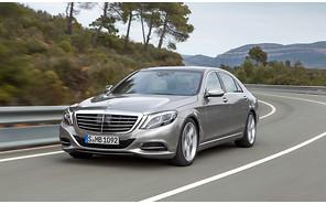 Mercedes-Benz S-Class по версии Maybach покажут в конце месяца