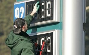 Цены на бензин снова выросли. Инфографика