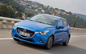 Европейская презентация Mazda2 уже состоялась