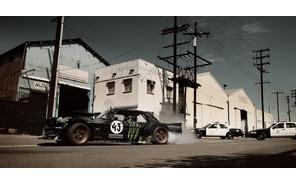 Видео: Кен Блок уже обкатал «Единорога» Ford Mustang