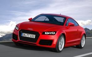 Фантастическая реклама Audi TT
