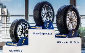 Выбираем зимние шины: тест-драйв Goodyear UltraGrip Ice2