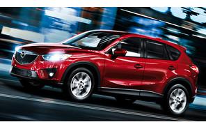 Автосалон в Лос-Анджелесе: Mazda похвасталась своими обновками