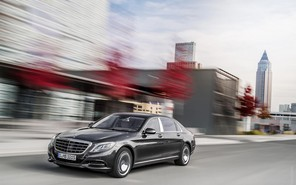 Mercedes возрождает бренд Maybach