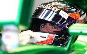 Формула-1: за Caterham в Абу-Даби выступит Уилл Стивенс