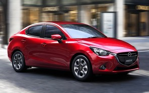Мазда рассекретила компактный Mazda2 sedan