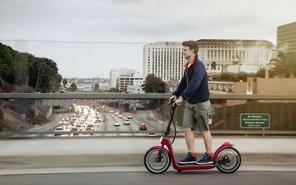 Компания MINI представила электрический самокат