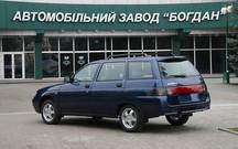 Прекращен выпуск моделей Богдан 2110 и 2111