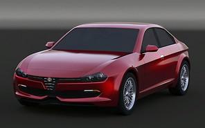 Alfa Romeo готовит среднеразмерный седан