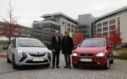 Надежный Opel!