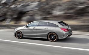Mercedes представил CLA Shooting Brake