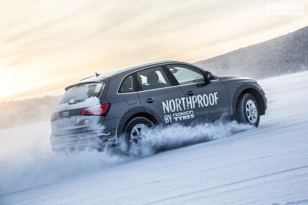 Зимний этикет от Nokian Tyres и Алексея Мочанова