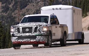 Nissan показал новый Titan в «шпионской» рекламе