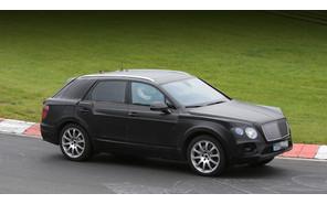 Bentley зарегистрировала имя Bentayga