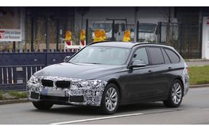 Обновленная BMW 3-й серии получит новые моторы
