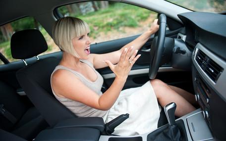 Опрос: Вы агрессивный водитель?