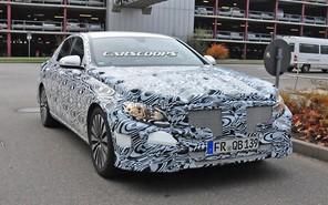 Новый Mercedes E-класса станет ближе к S-классу