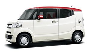 Honda выпустила кей-кар N-Box Slash