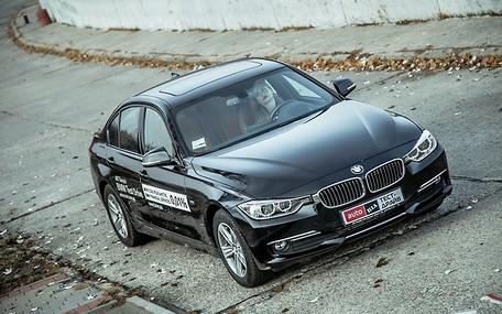 Тест-драйв BMW 320d +видео