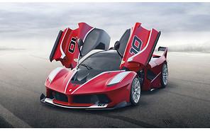 Все «заряженные» Ferrari LaFerrari уже проданы