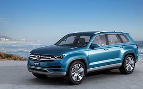 Volkswagen готовит к производство 7-местный кроссовер