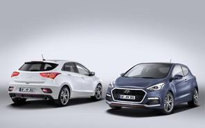 Hyundai i30 и i40 обновились