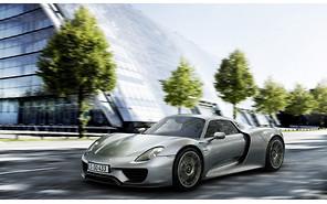Весь тираж суперкара Porsche 918 Spyder подан
