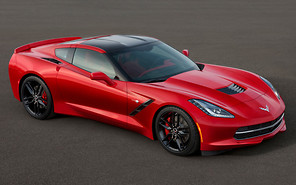 Chevrolet Corvette стал автомобилем года в Британии