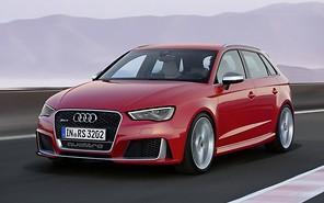 Audi RS3 Sportback — самый мощный в мире хэтчбек