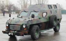 «Богдан» презентовал новый бронеавтомобиль «Барс»