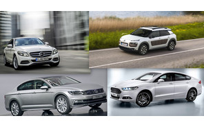 Названы финалисты конкурса «Европейский автомобиль года»