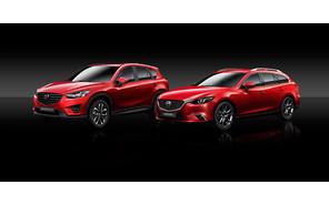 Обновленные Mazda6 и Mazda CX-5 едут в Женеву
