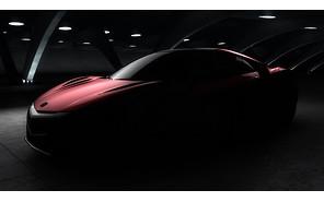 Honda намекнула на серийный Acura NSX