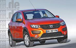 Renault Duster «младший» будет стоить 10 тыс.евро