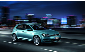 Volkswagen Golf - североамериканский автомобиль года