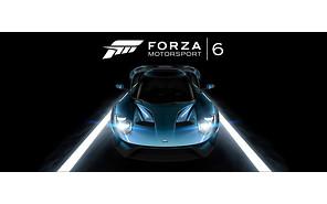 Концепт Ford GT стал лицом Forza Motorsport 6