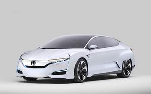 Концепт нового Honda FCV дебютировал
