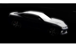 Новое поколение Chevrolet Camaro показали на тизере