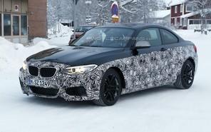 Баварцы тестируют новый BMW M2 Coupe